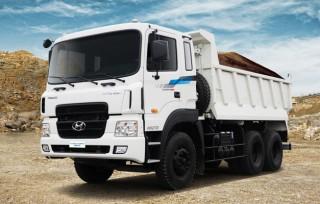 Ô tô tải Hyundai HD270 tự đổ hiệu suất vượt trội