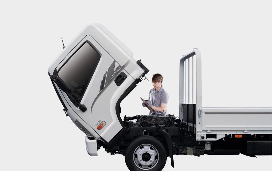 Mighty EX6 và EX8 là mẫu xe tải mới nhất của Hyundai tại Viêt Nam trong phân khúc tải trung MIGHTY-EX-SERIES-2