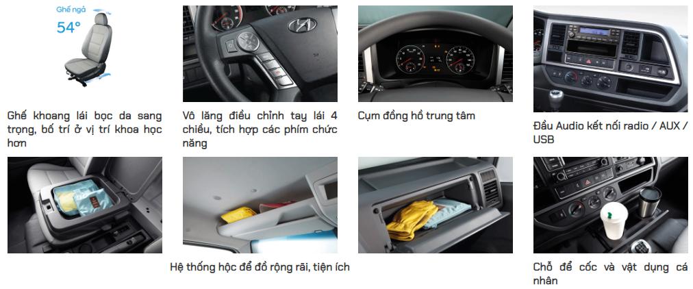 Mighty EX6 và EX8 là mẫu xe tải mới nhất của Hyundai tại Viêt Nam trong phân khúc tải trung Mighty-EX-series-4