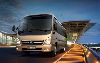 Hyundai Dũng Lạc chính thức ra mắt New County với thiết kế hoàn toàn mới