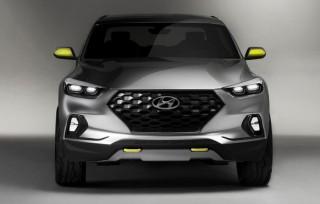 Hyundai đầu tư 410 triệu USD sản xuất bán tải Hyundai Santa Cruz tại Mỹ