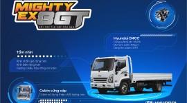 Bộ 3 Hyundai New Mighty N250SL, New Mighty 110SL và New Mighty EX8 GT bất bại